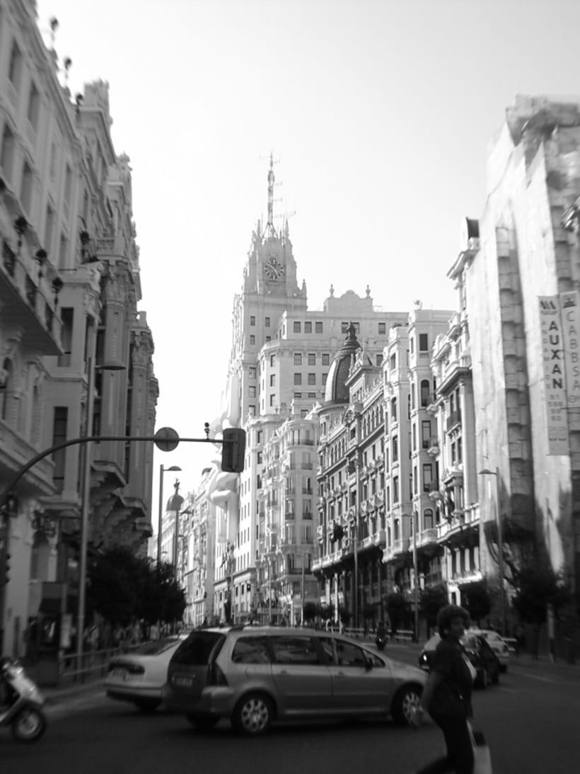 La vida en Blanco y Negro -1
