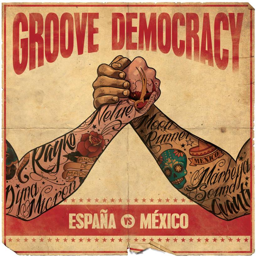 GROOVE DEMOCRACY 1