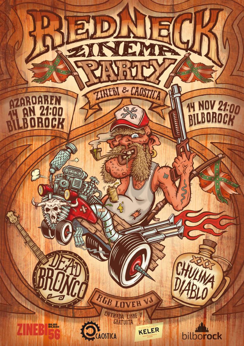 Redneck Zinema Party (2014) 0