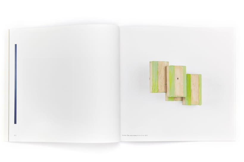 Catálogo exposición Ana H. del Amo, Blue Note 4