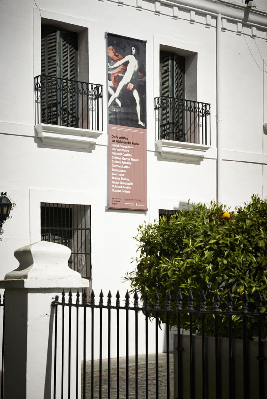 Diseño expositivo Doce artistas en el Museo del Prado 5