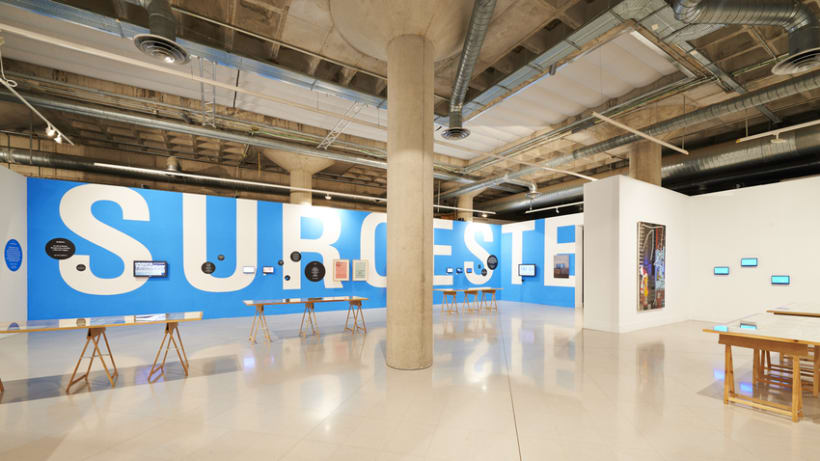 Exposición Revista SUROESTE - MEIAC 0