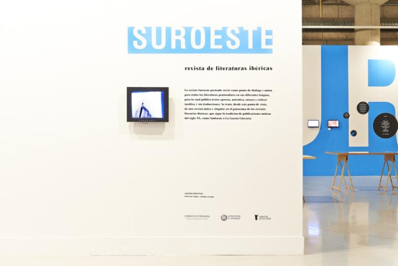 Exposición Revista SUROESTE - MEIAC 5
