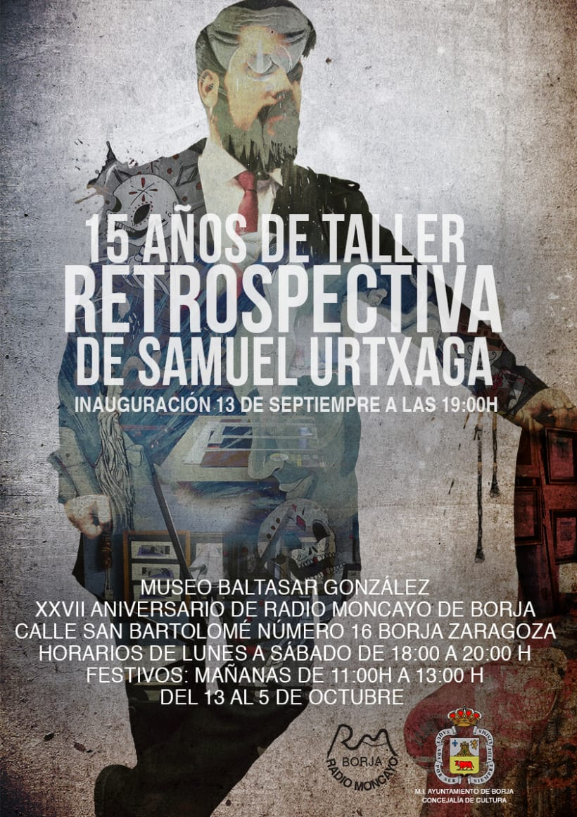 URTXAGA RETROSPECTIVE -1