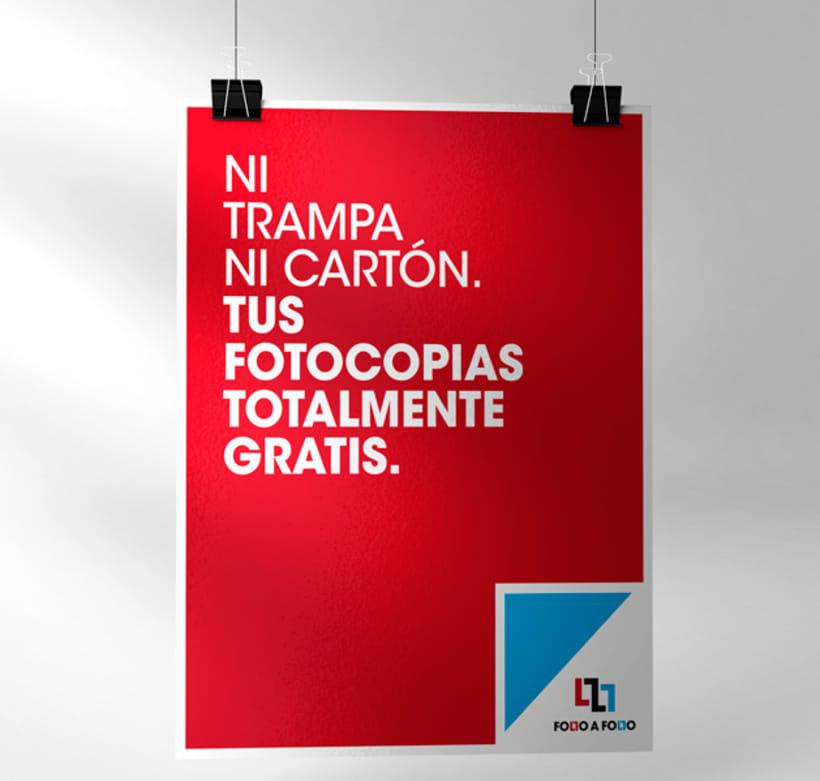 Folio a Folio / Proyecto Identidad 8