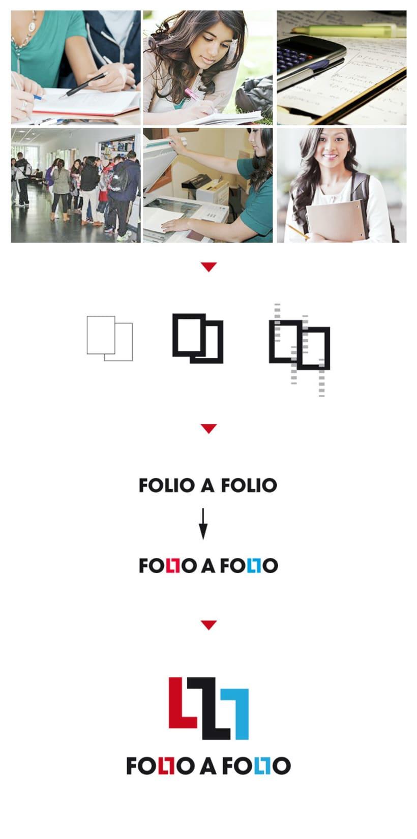 Folio a Folio / Proyecto Identidad 2