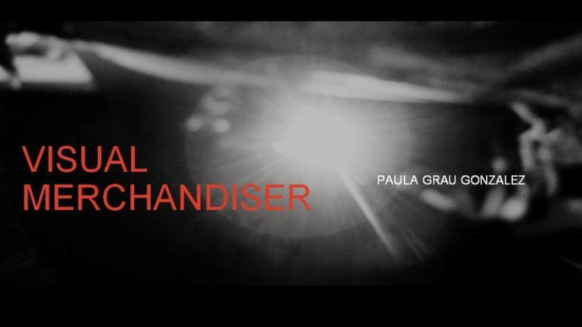 Visual Merchandiser / Escaparates -1