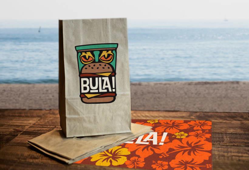 BULA! Hawaian burger 6