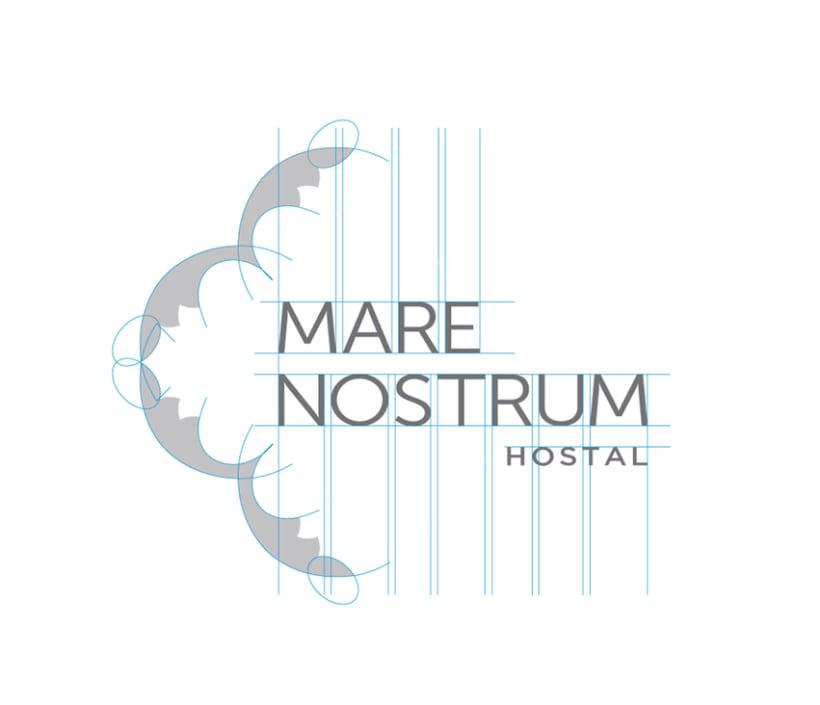 HOSTAL MARE NOSTRUM_Imagen corporativa 3