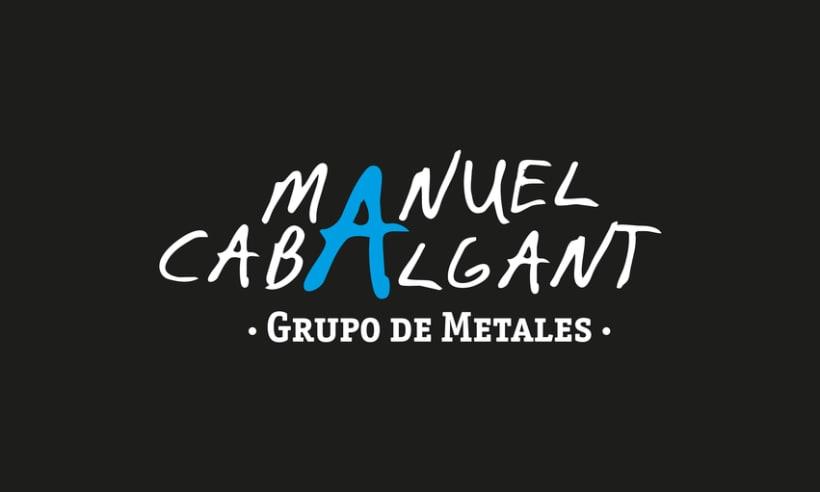 Manuel Cabalgante * Grupo de Metales 1