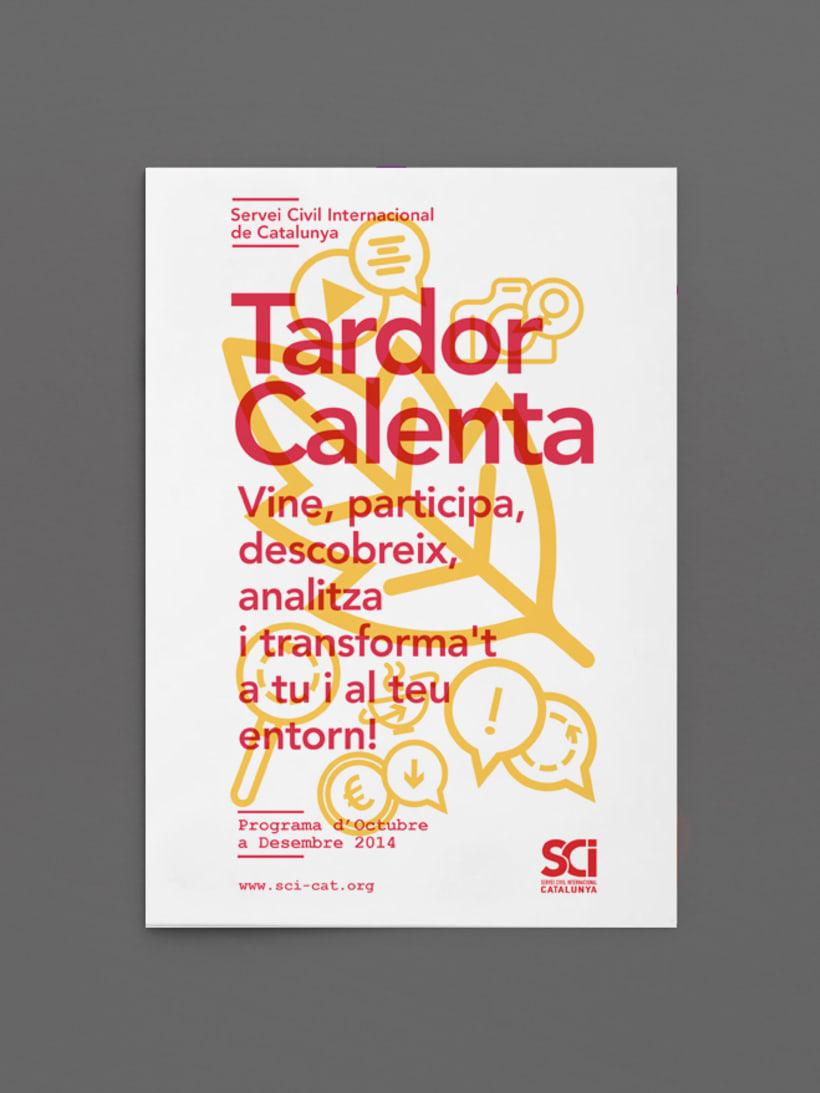 Cartells: Servei Civil Internacional de Catalunya 5