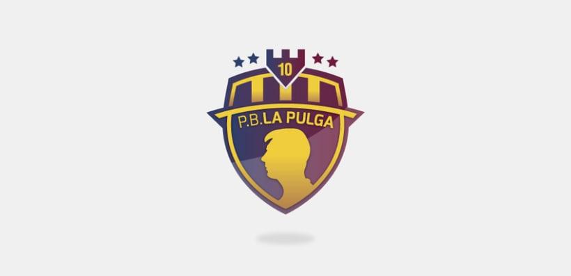 Escudo P.B. La Pulga 1