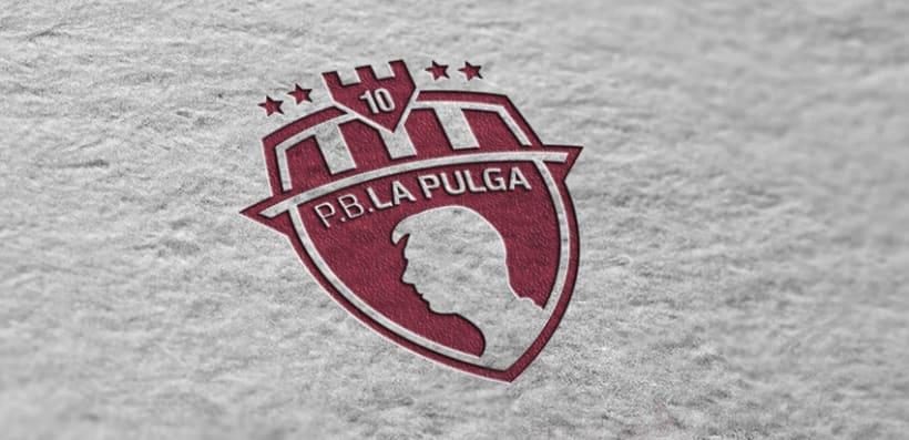 Escudo P.B. La Pulga 4