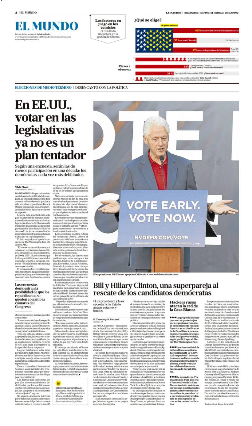 Historial político de los candidatos. Elecciones Nacionales Argentina 2015 7