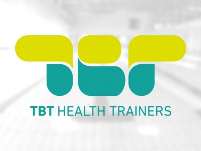 Diseño de marca para TBT Health Trainers 1