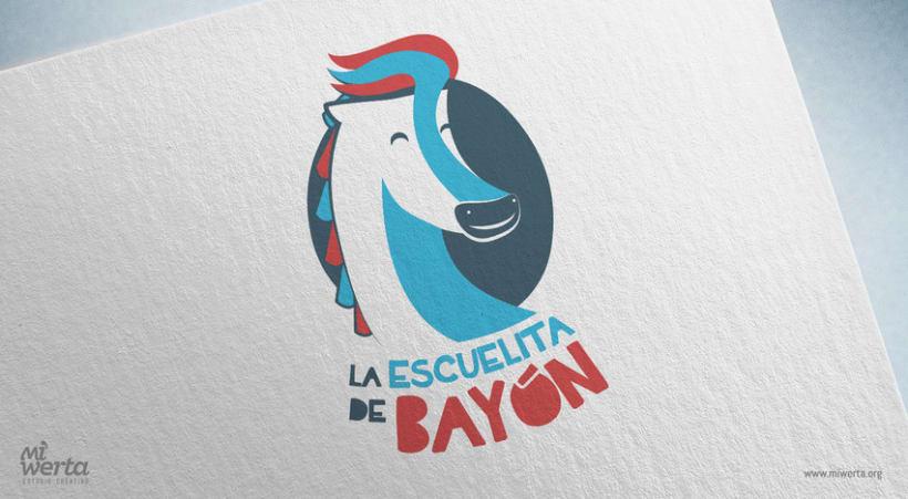 LA ESCUELITA DE BAYÓN · Imagen corporativa 5