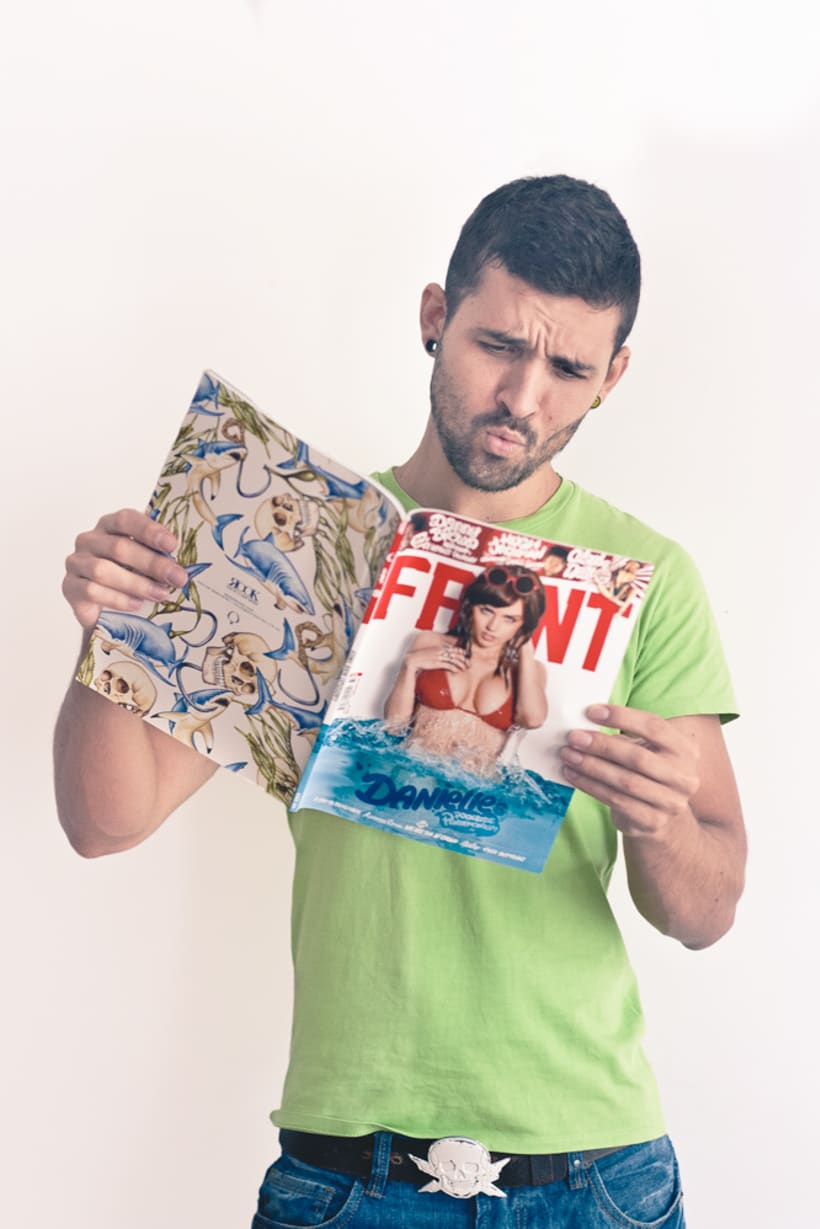 Front Magazine 1