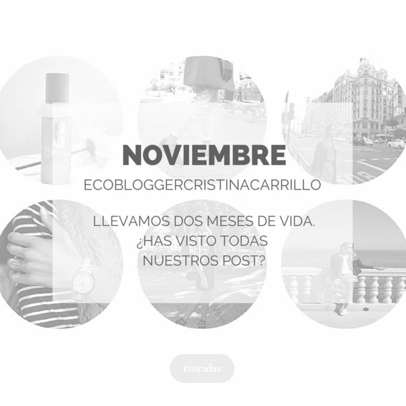 Eco Blogger Cristina Carrillo -1