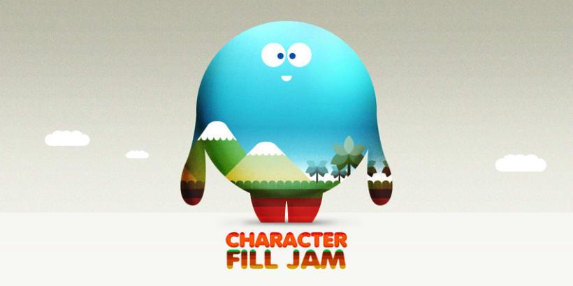 Character Fill Jam – Rellena el personaje 0