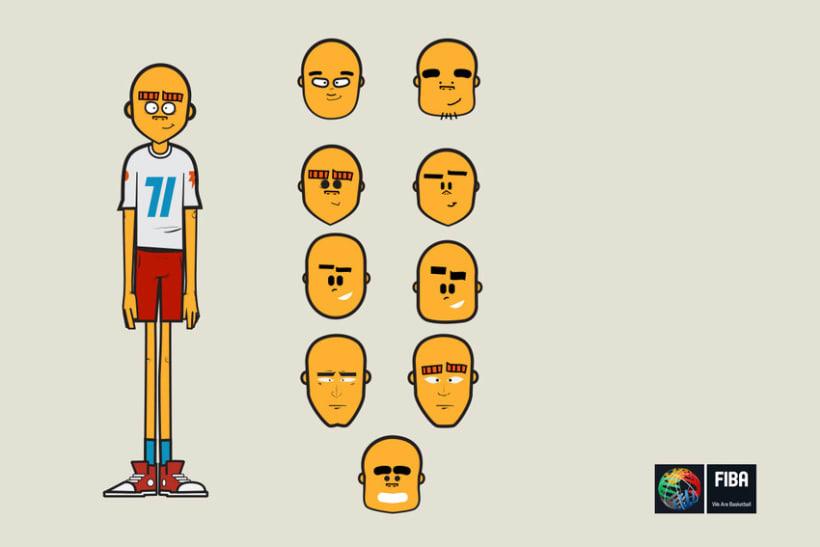 Personajes - I 3