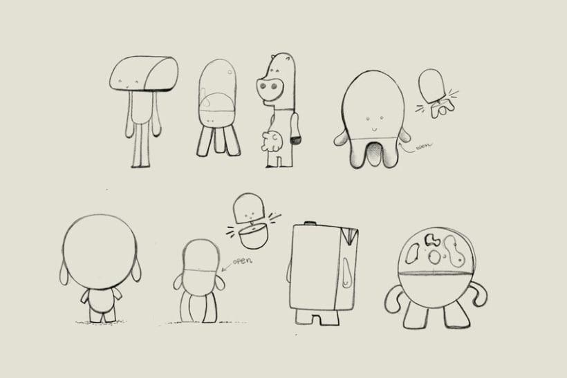 Personajes - I 9
