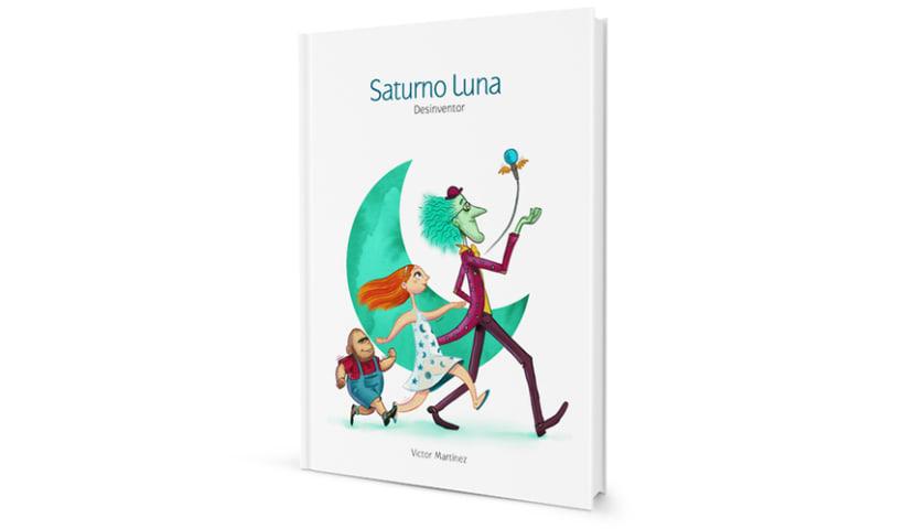 Saturno Luna desinventor 1