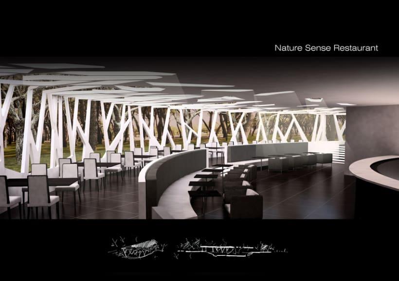 Nature Sense Restaurant 0