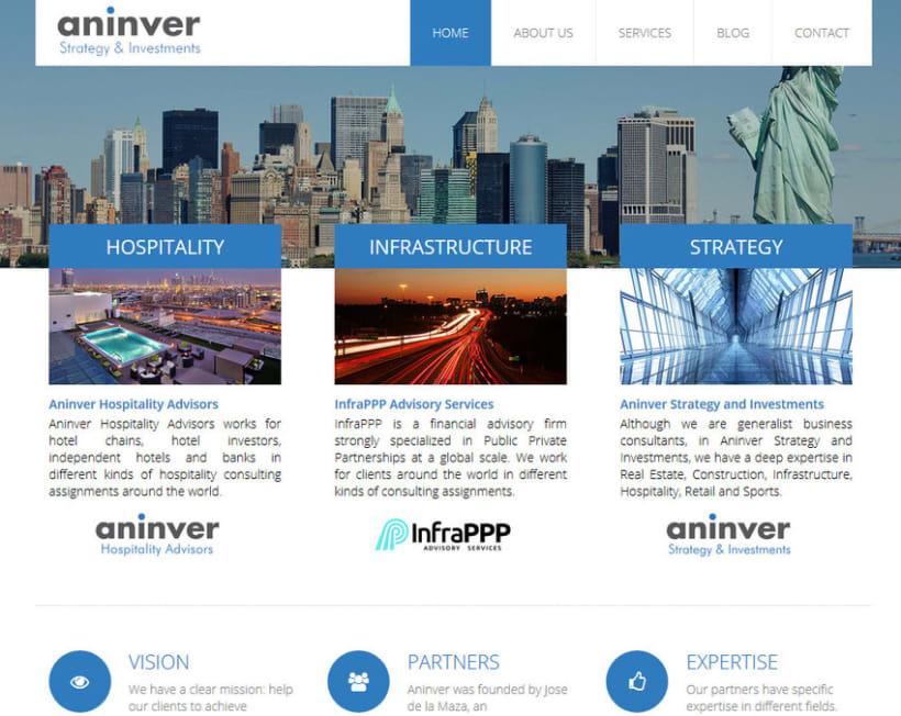 Diseño web Aninver 1