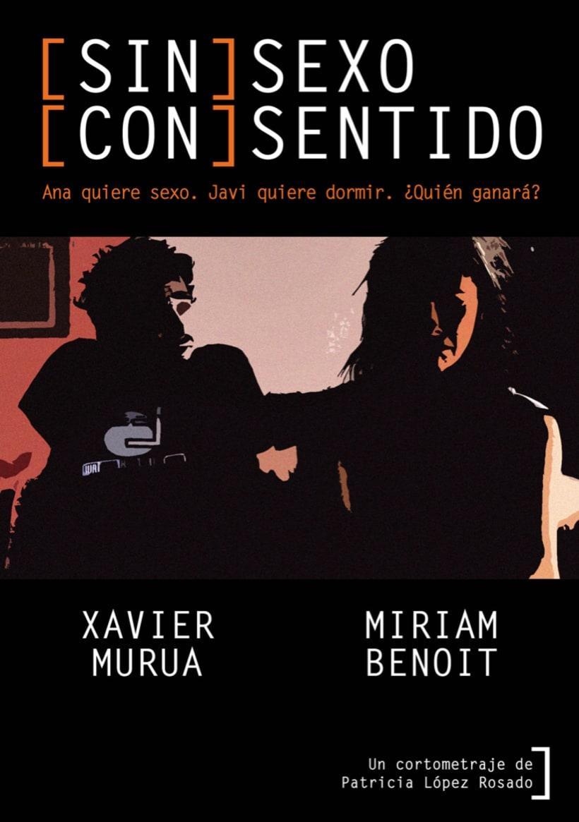 Cortometraje (sin) sexo (con) sentido -1