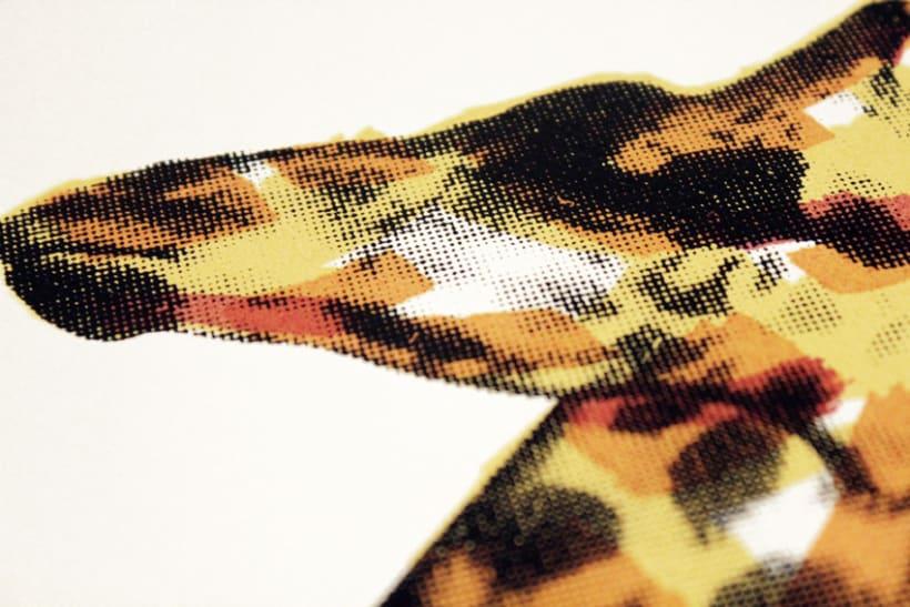 Smoked giraffe 3