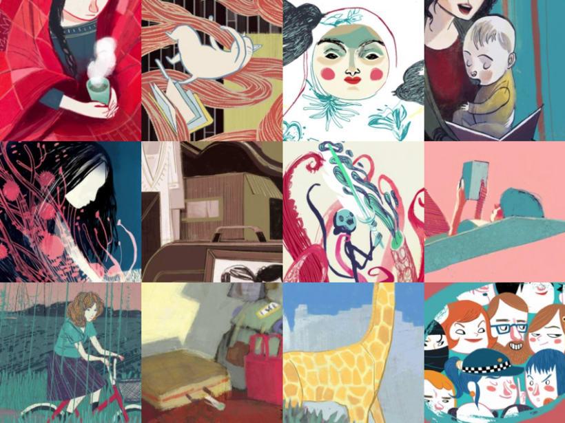 Las ilustraciones de Julia Cejas 0