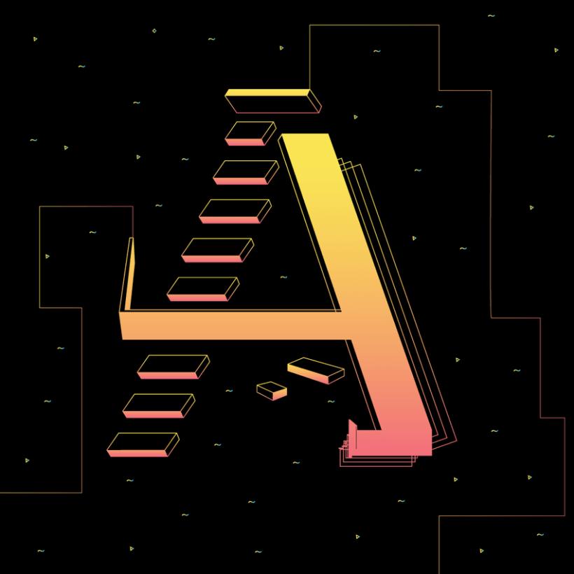 Destroy Font 15