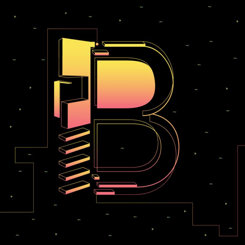 Destroy Font 16