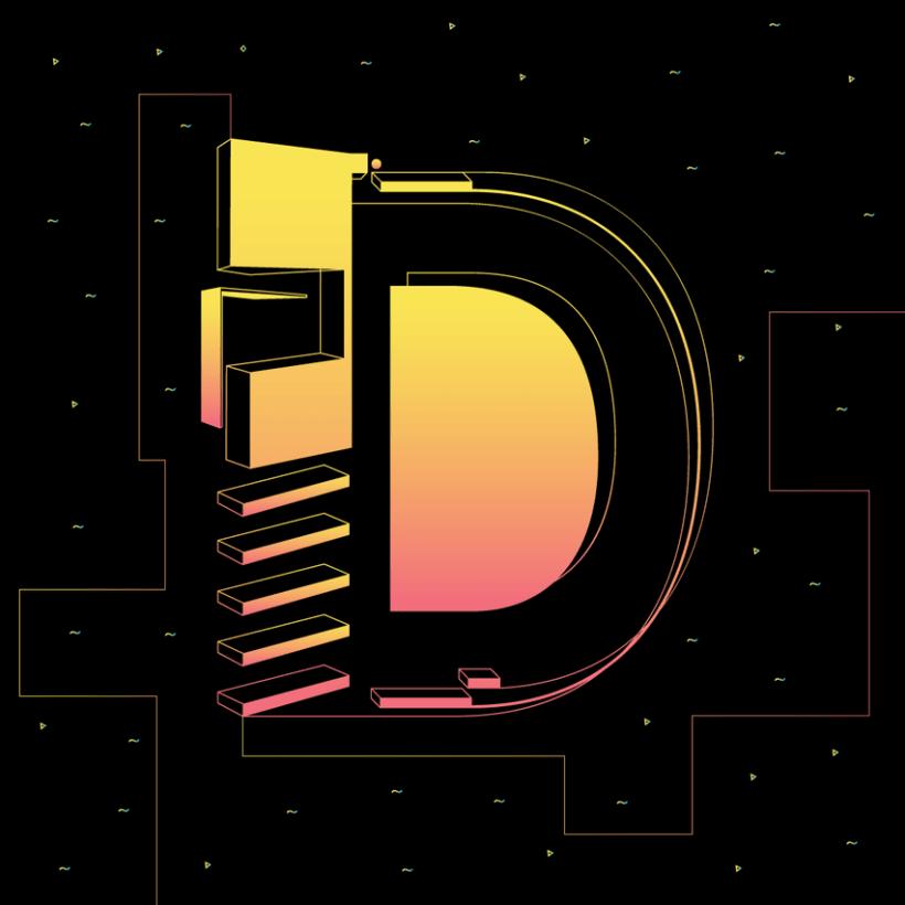 Destroy Font 20