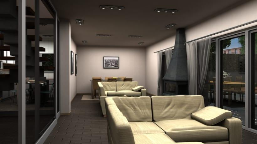 Casas residenciales Mirasol 3D 6