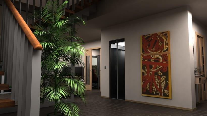 Casas residenciales Mirasol 3D 8