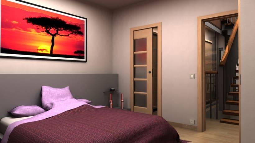 Casas residenciales Mirasol 3D 9