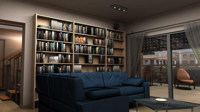 Casas residenciales Mirasol 3D 10