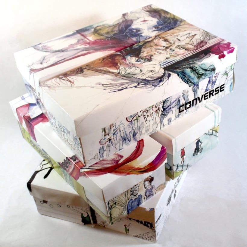 Converse 's Box 1