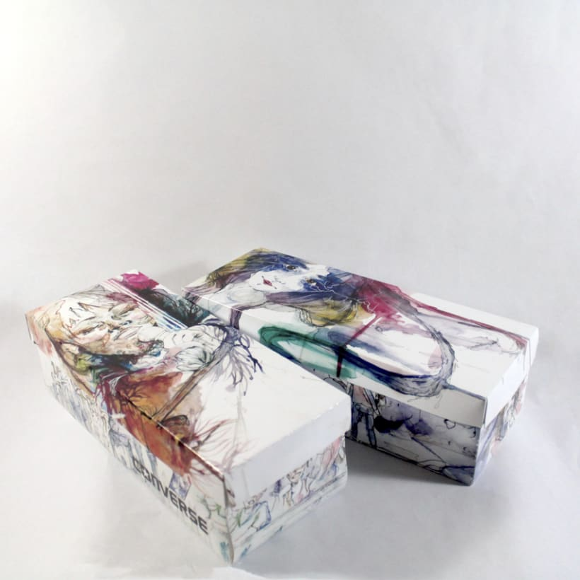 Converse 's Box 2