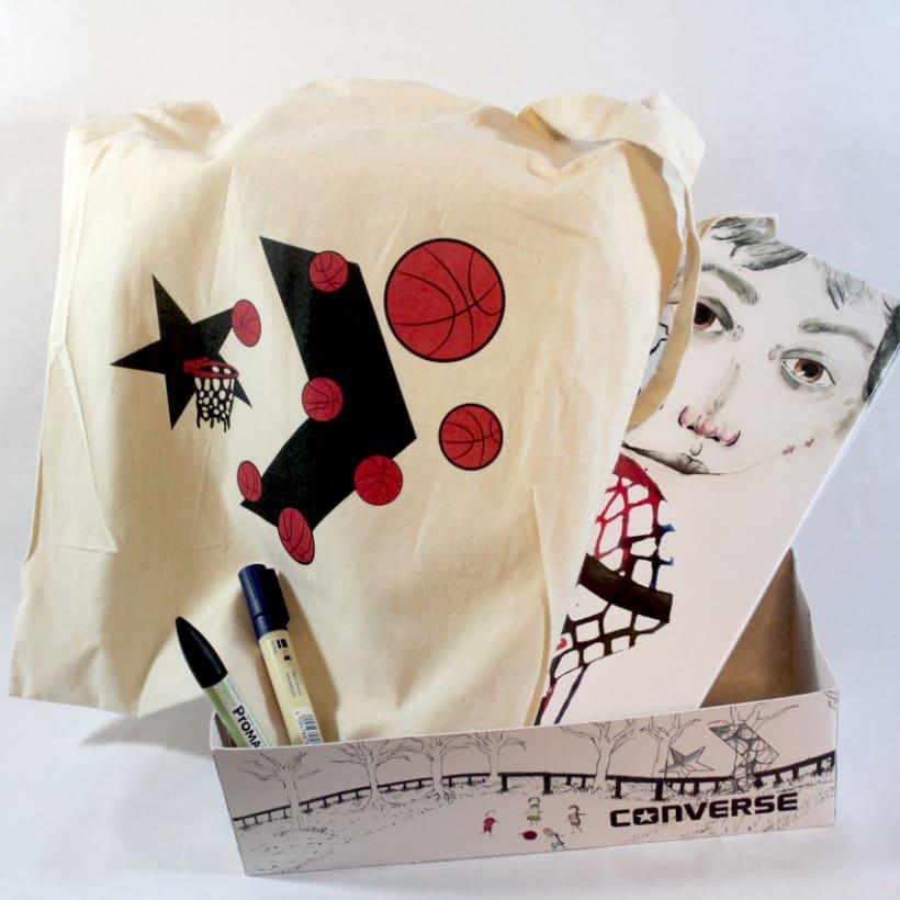 Converse 's Box 9