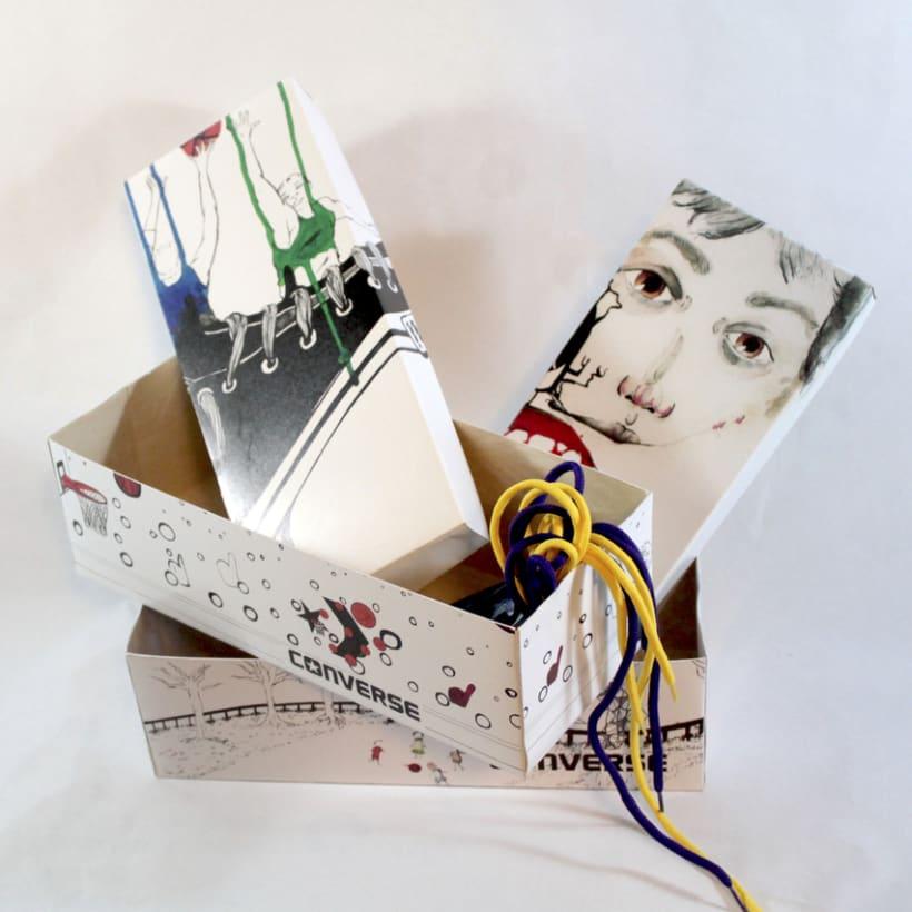 Converse 's Box 10