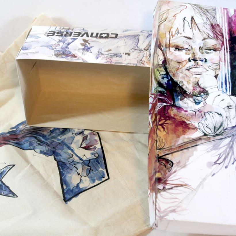 Converse 's Box 12