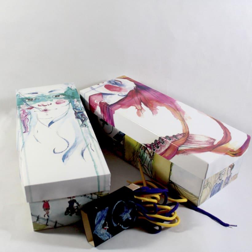 Converse 's Box 4