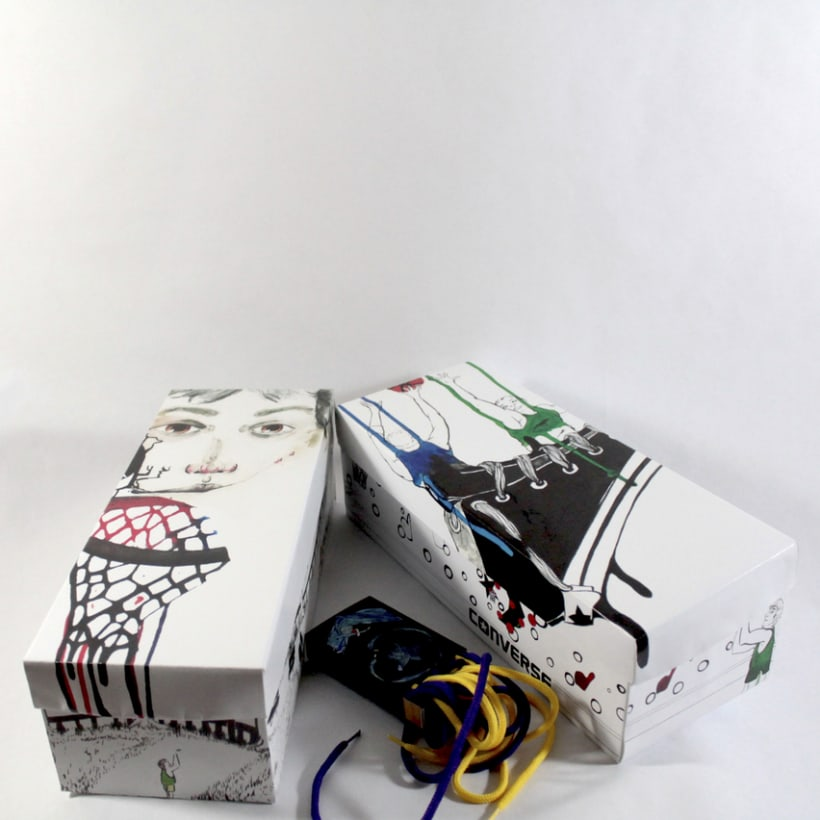 Converse 's Box 3