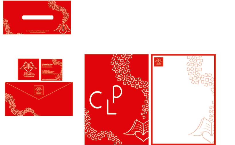 LINEA GRAFICA CLP 1