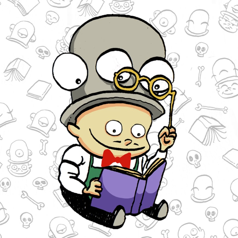 Mr Glue Stories (iPad APP) 2