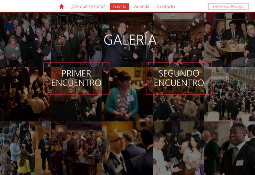 Lanzamiento web   Lima Networking 3