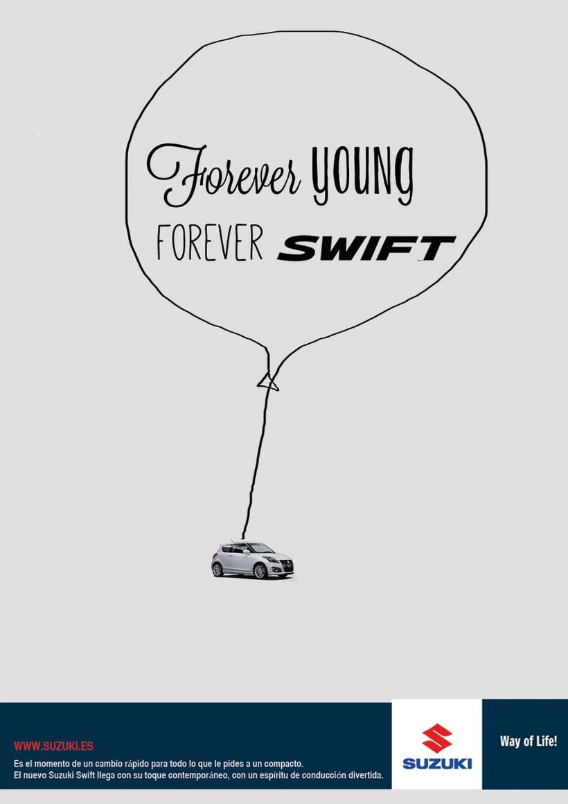 Tu Swift y tú. Tal para cual. 1