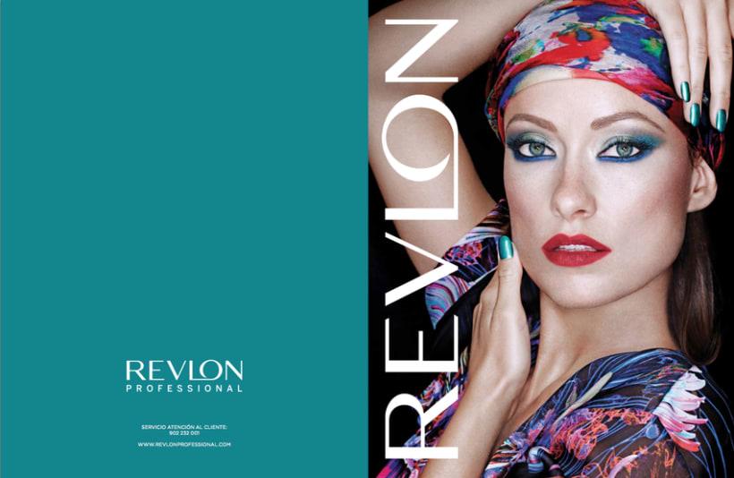 Fotografías de la colección Boho Chic de Revlon para The Colomer Group. Advertising photography for the Boho Chic Collection to the professional line of Revlon. 3